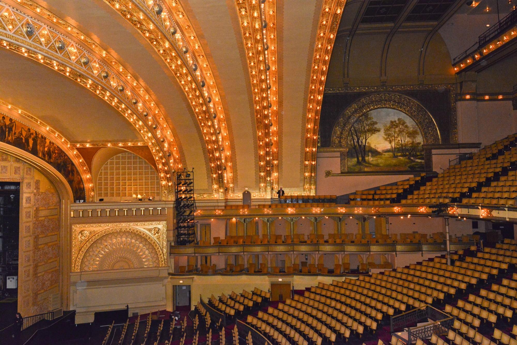 Auditorium Building 183 Buildings Of Chicago 183 Chicago