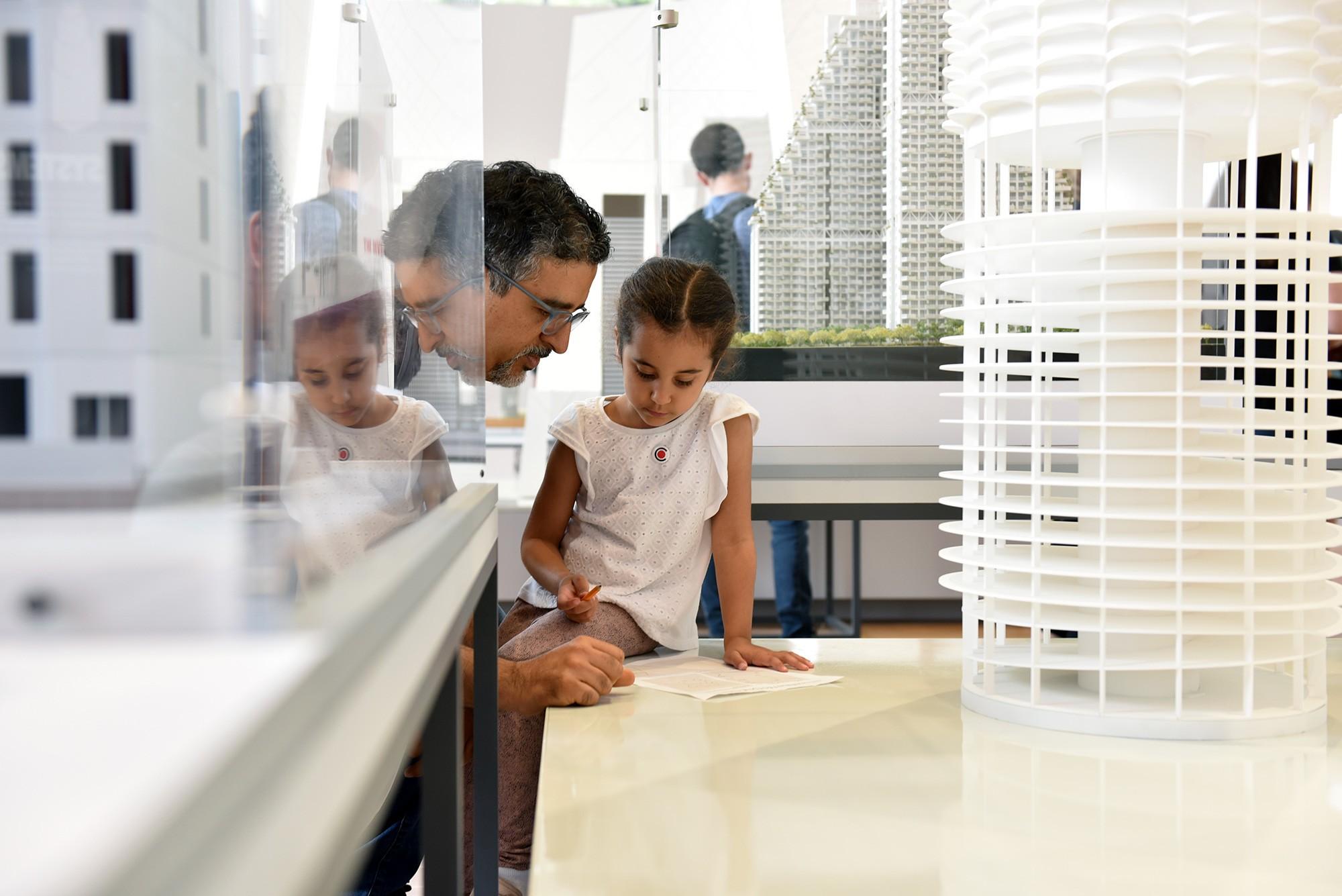 Family Build: Bridges · Programs & Events · Chicago Architecture