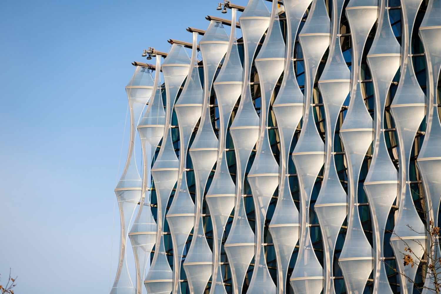 Architect talk toward an architecture of optimism with for Best architecture firms in london