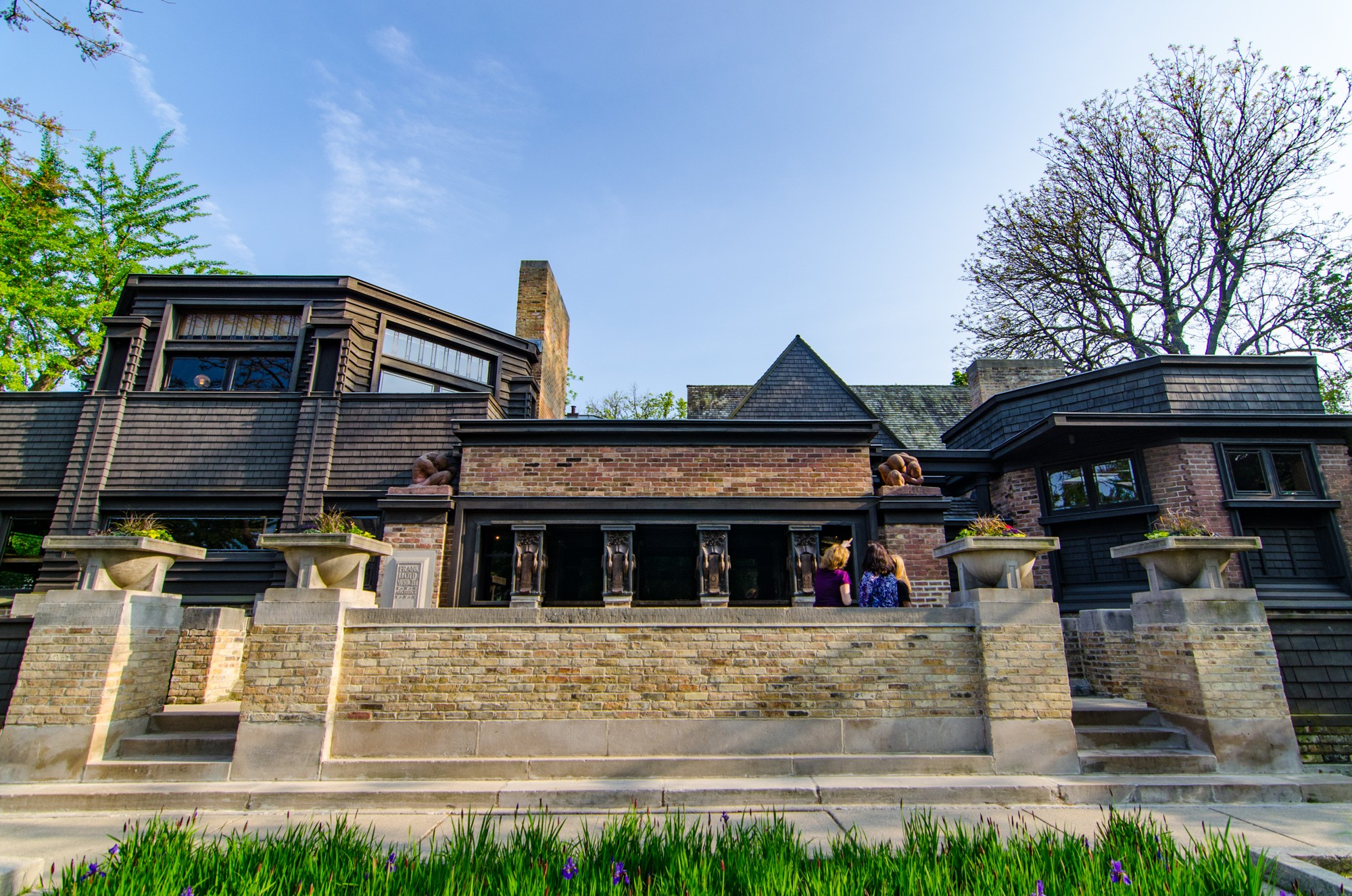 Frank Lloyd Wright Bus Tours Chicago Architecture