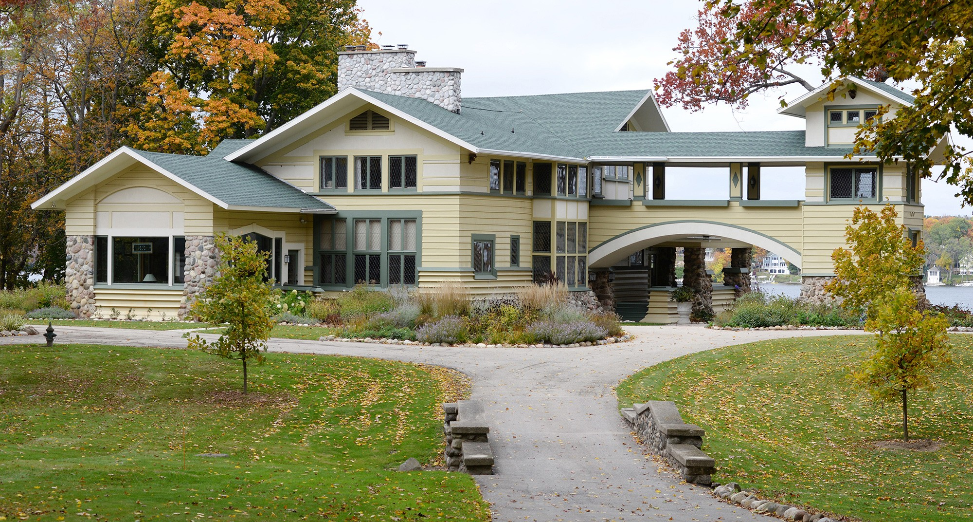 Frank Lloyd Wright S Penwern A Summer Estate Programs Events Chicago Architecture Center Cac