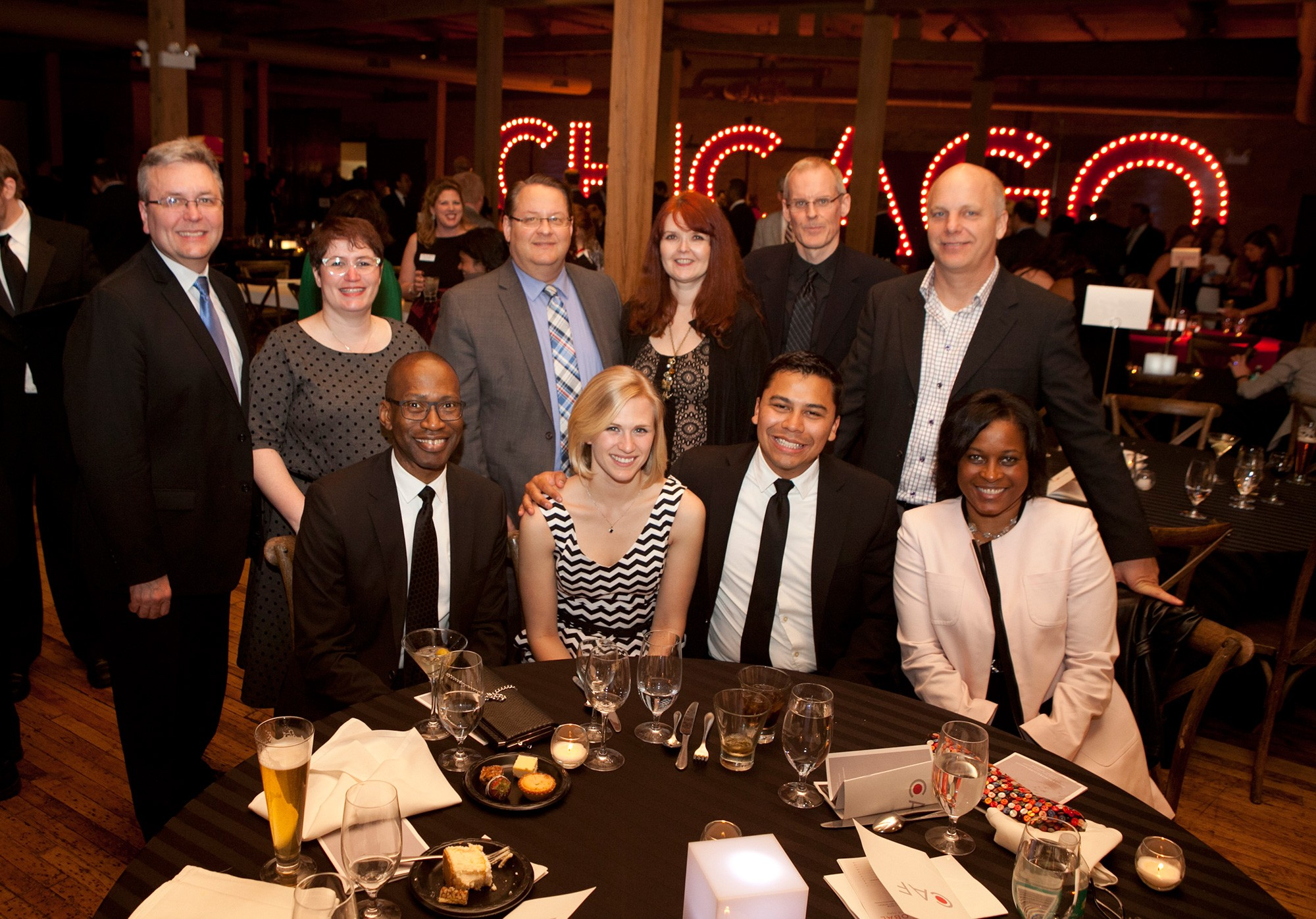 Chicago Architecture Foundation S No Small Plans Gala