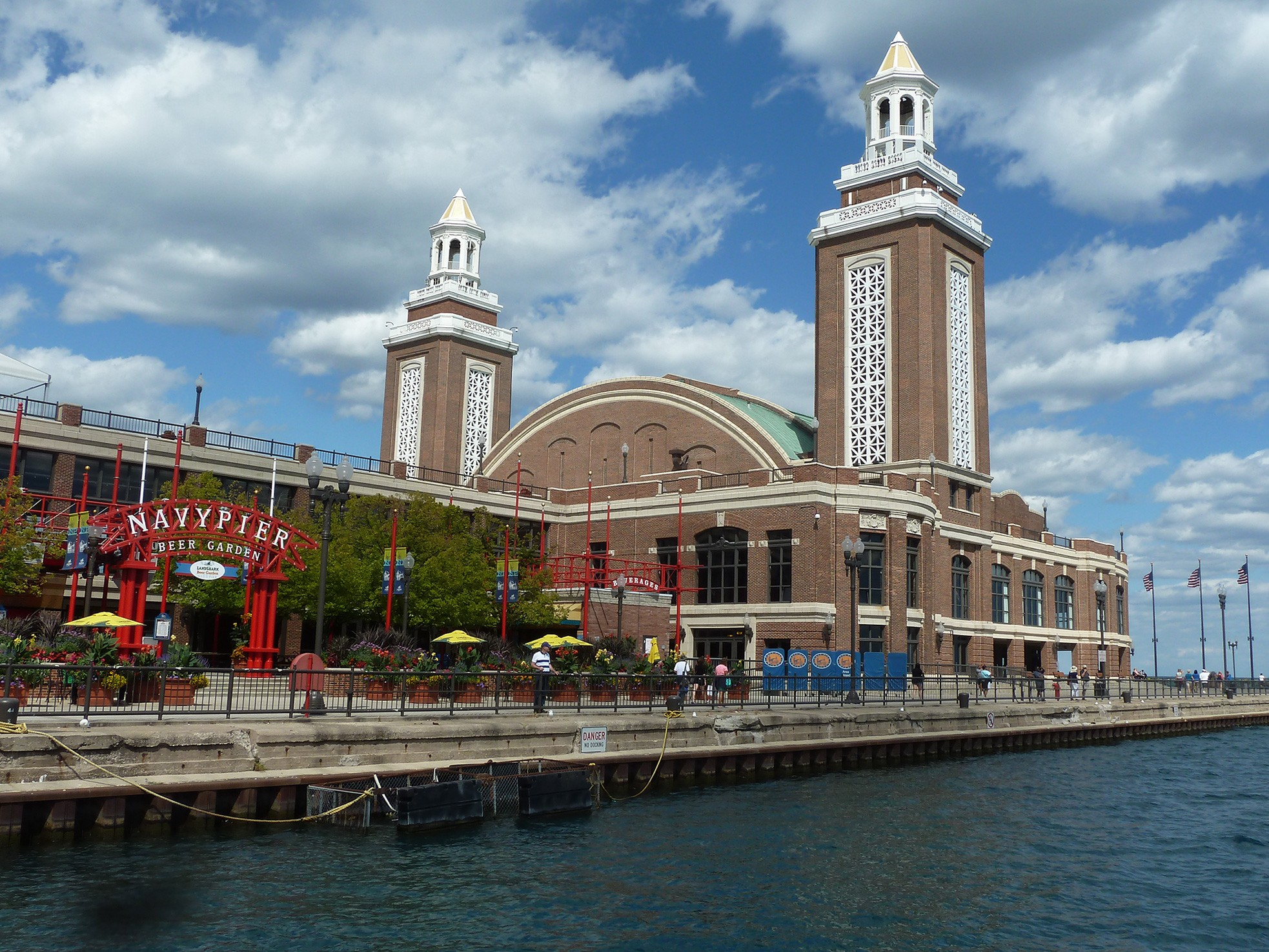 navy pier and chicago shakespeare theater tours chicago