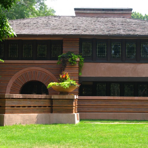 frank lloyd wright by bus discover the neighborhood where wright s