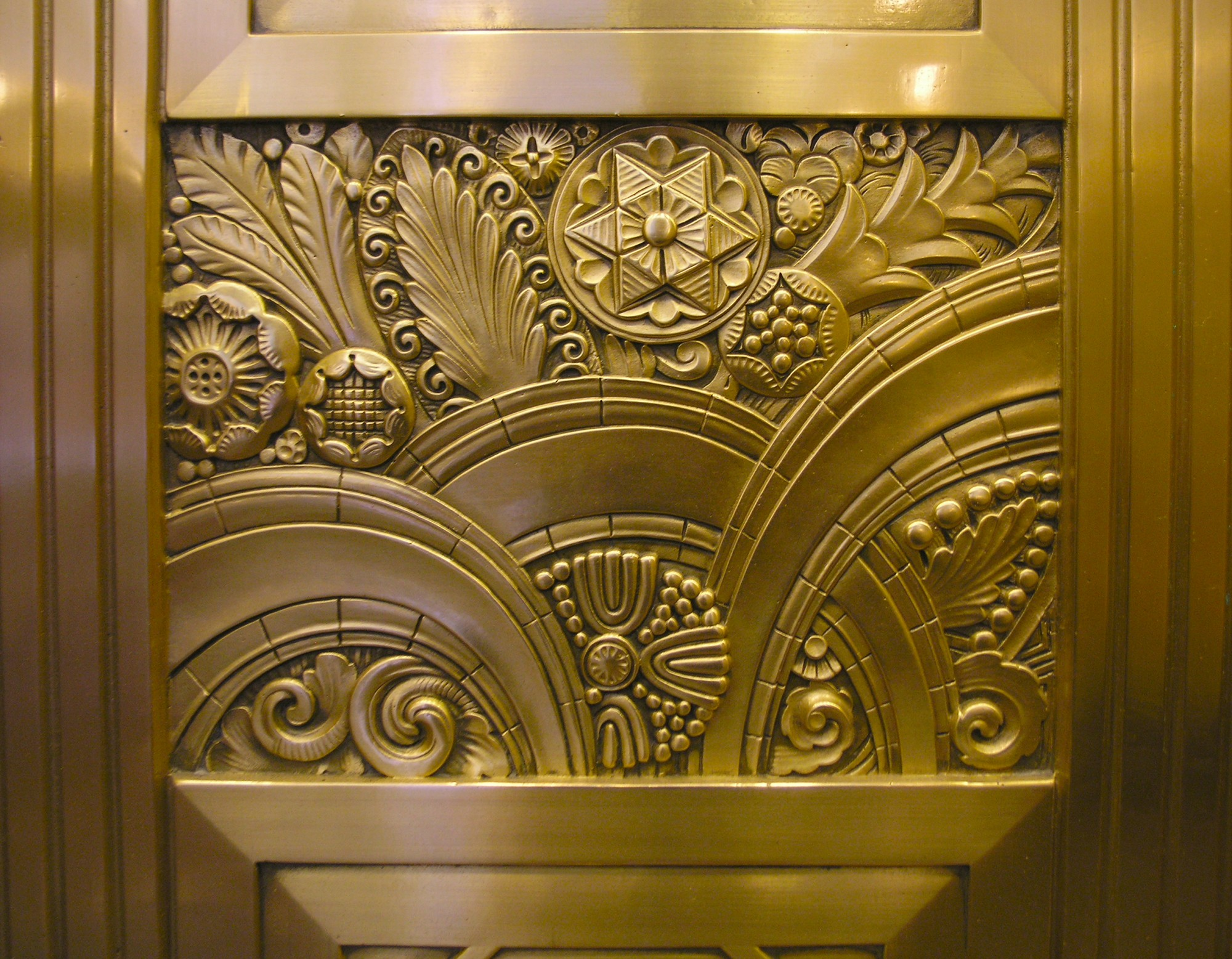 Japanese Style Interior Art Deco Skyscrapers Downtown 183 Tours 183 Chicago