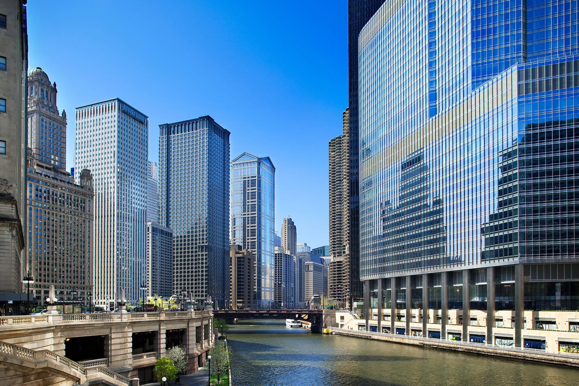 Trump International Hotel & Tower · Tours · Chicago ...
