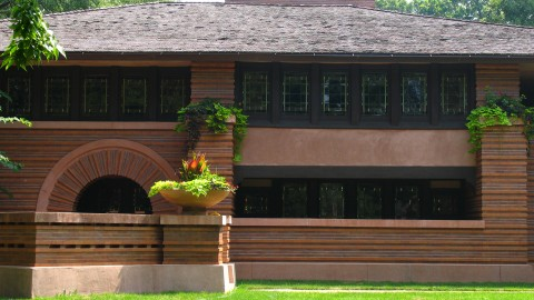 frank lloyd wright neighborhoods by bus tours chicago