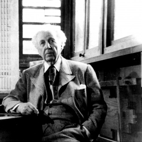 Architecture design visual dictionary chicago - Frank lloyd wright structures ...