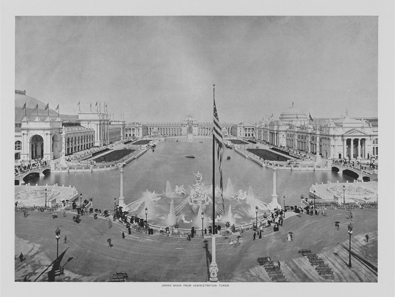 America at the Fair: Chicagos 1893 Worlds Columbian Exposition