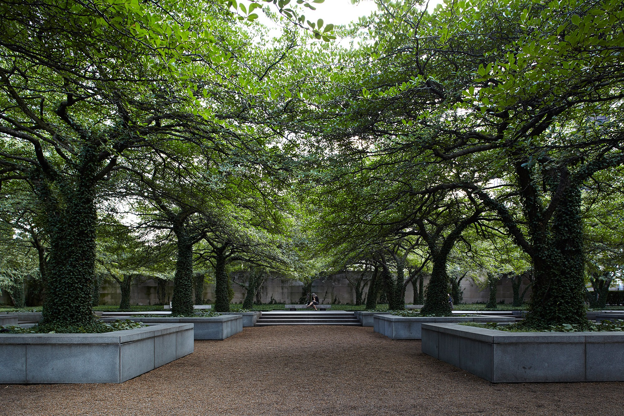 Garden Chicago: The Landscape Architecture Legacy Of Dan Kiley · Exhibits