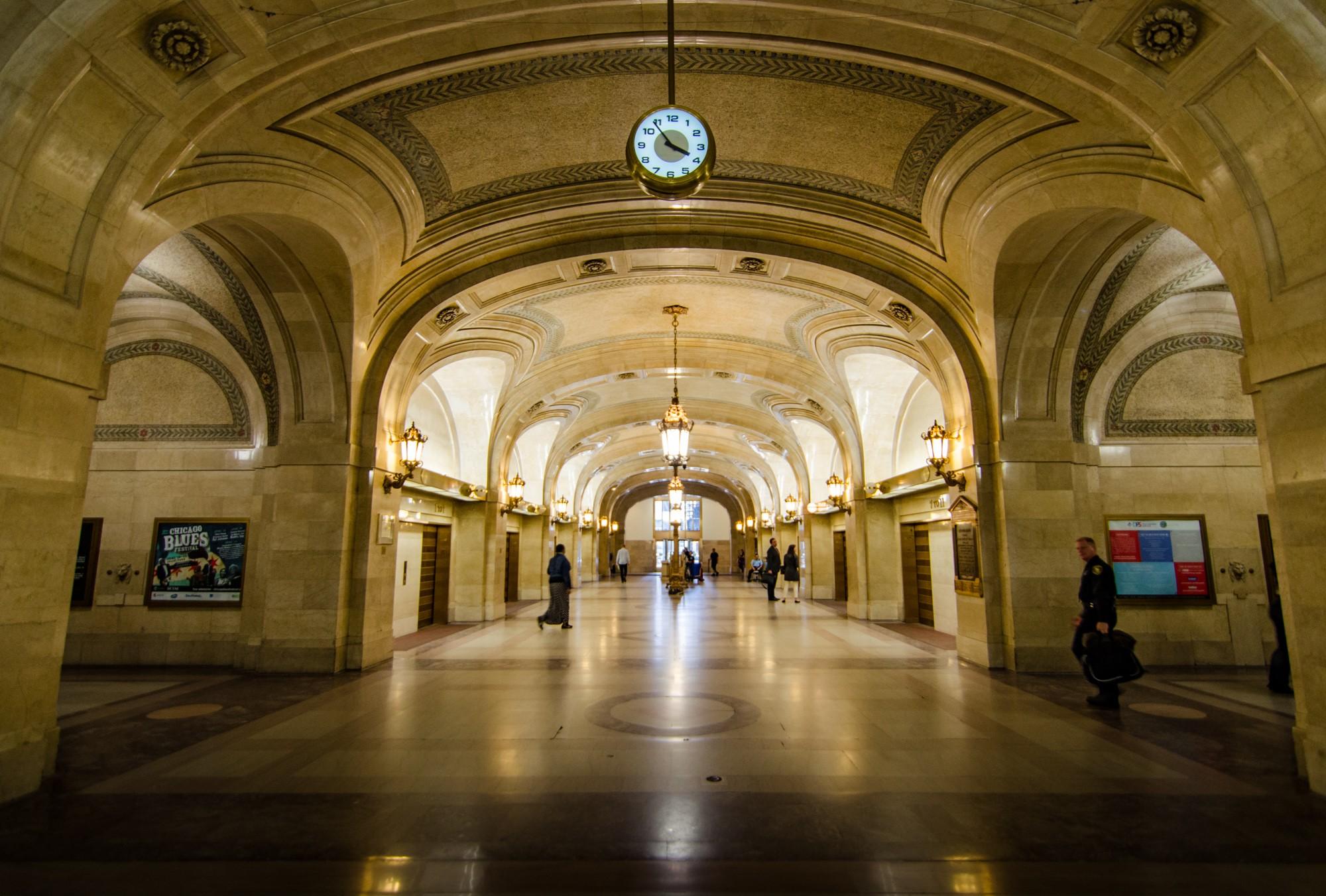 Address To City Hall Chicago