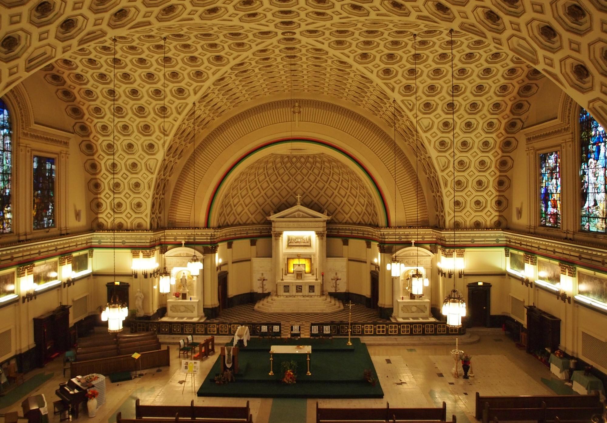 corpus christi roman catholic church sites open house chicago