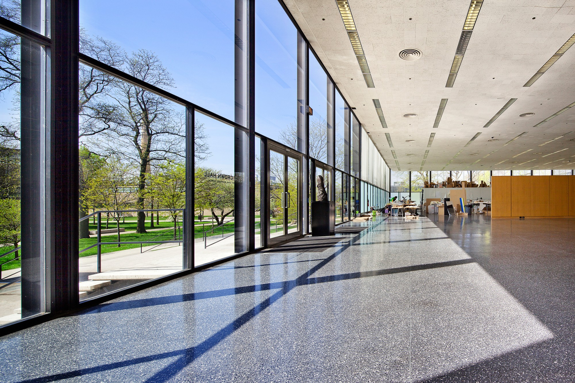 Chicago Mies Van Der Rohe Tour mies and modernism: the iit campus tour · tours · chicago