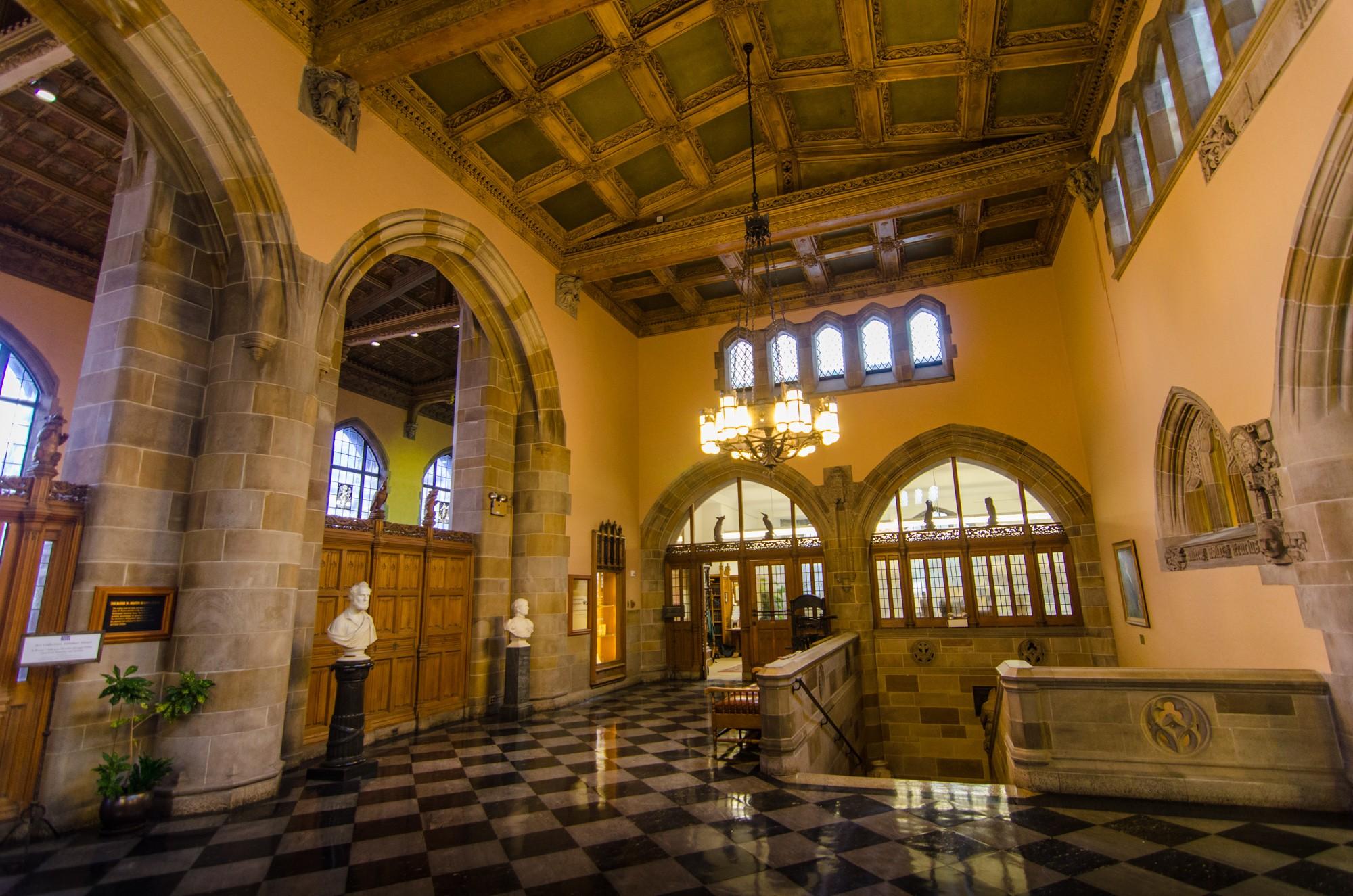 Northwestern University Charles Deering Library · Sites ...
