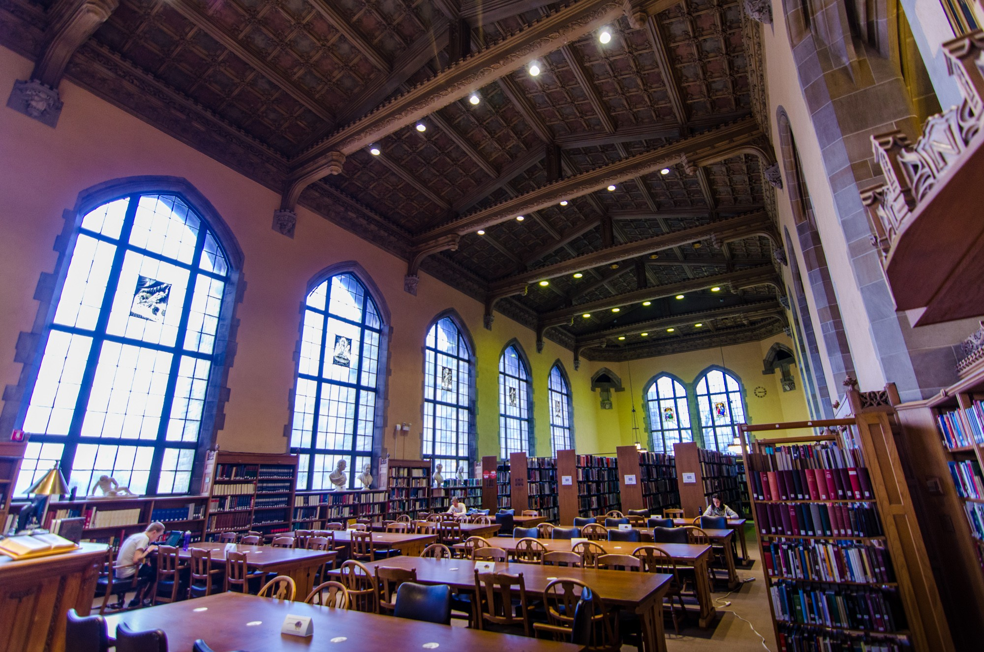 Northwestern University Charles Deering Library · Sites ...