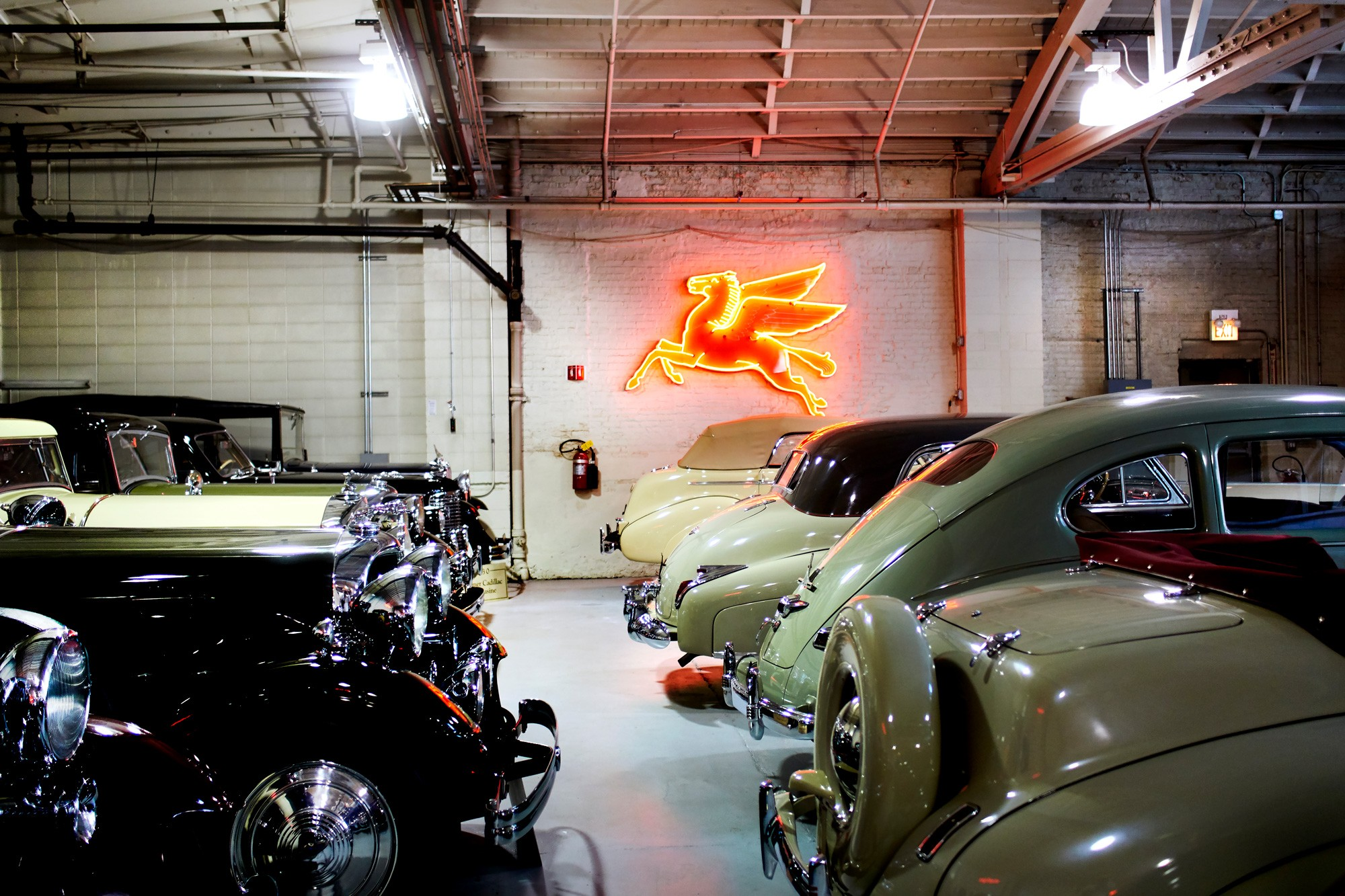 The Richard H. Driehaus Collection at Chicago Vintage Motor Carriage ...