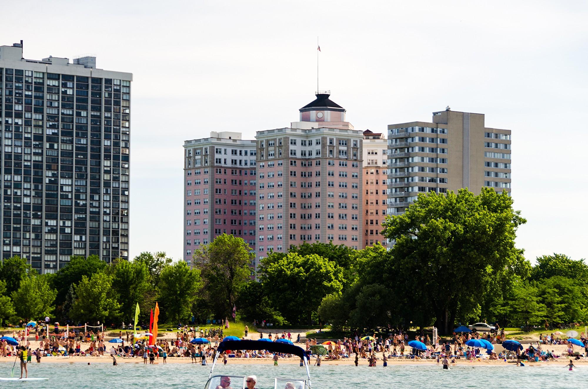 Sheridan Beach Apartments