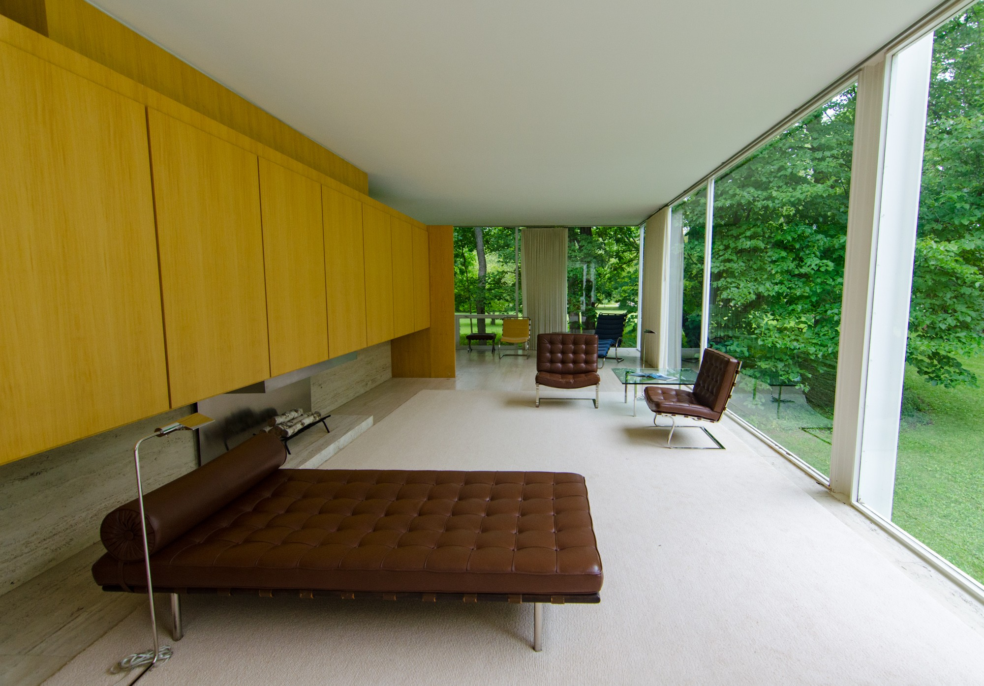 Farnsworth House PLUS · Tours · Chicago Architecture Foundation - CAF
