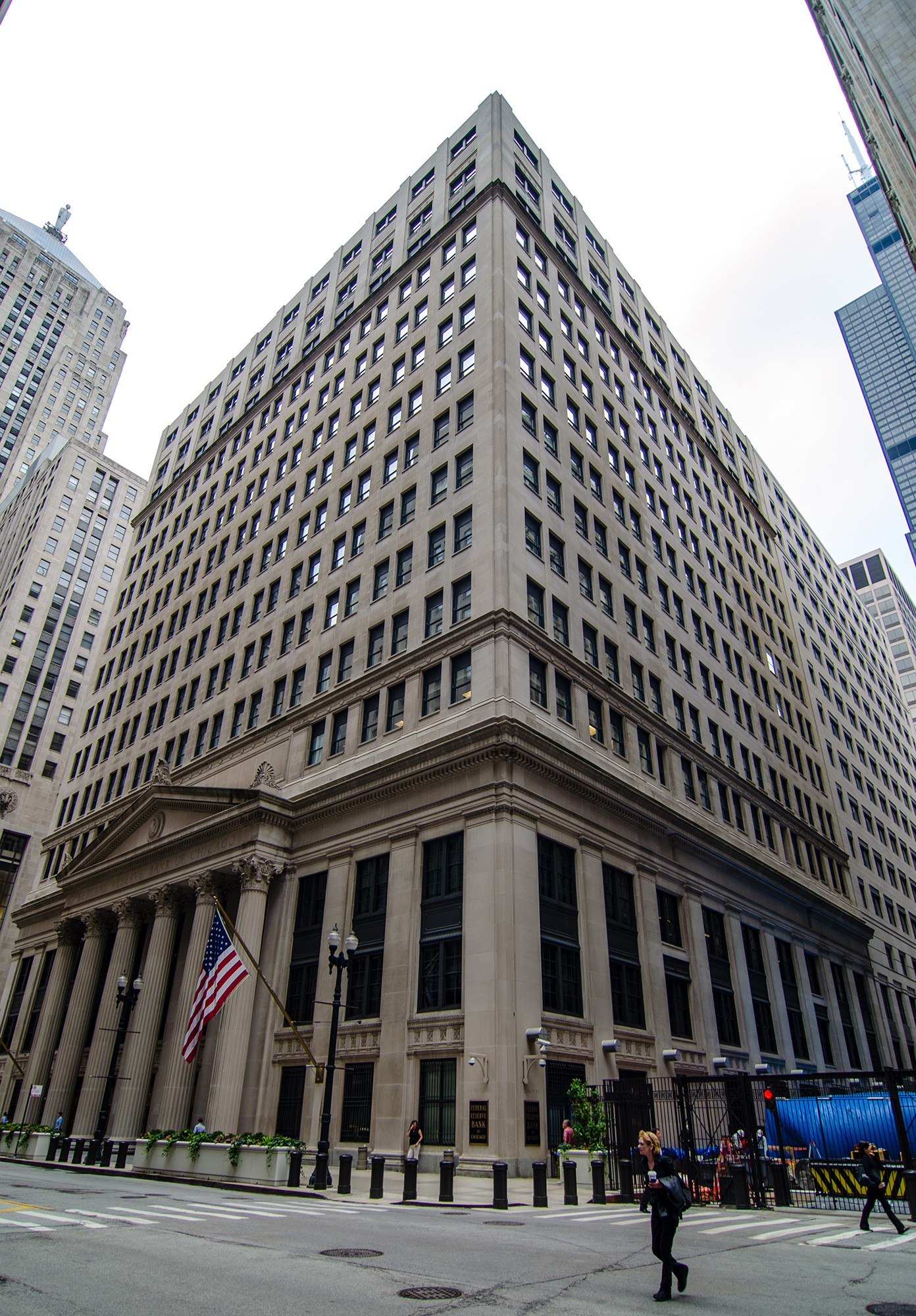 Federal Reserve Bank  >> Federal Reserve Bank Of Chicago And Money Museum Sites Open