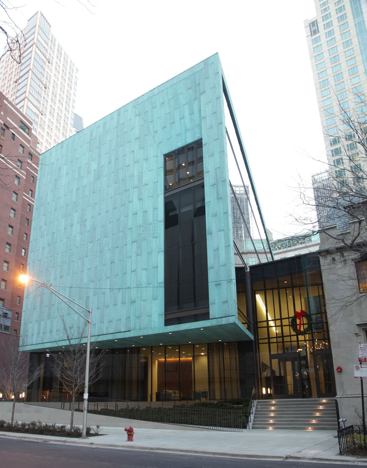 Fourth presbyterian church sites open house chicago for Architecture sites