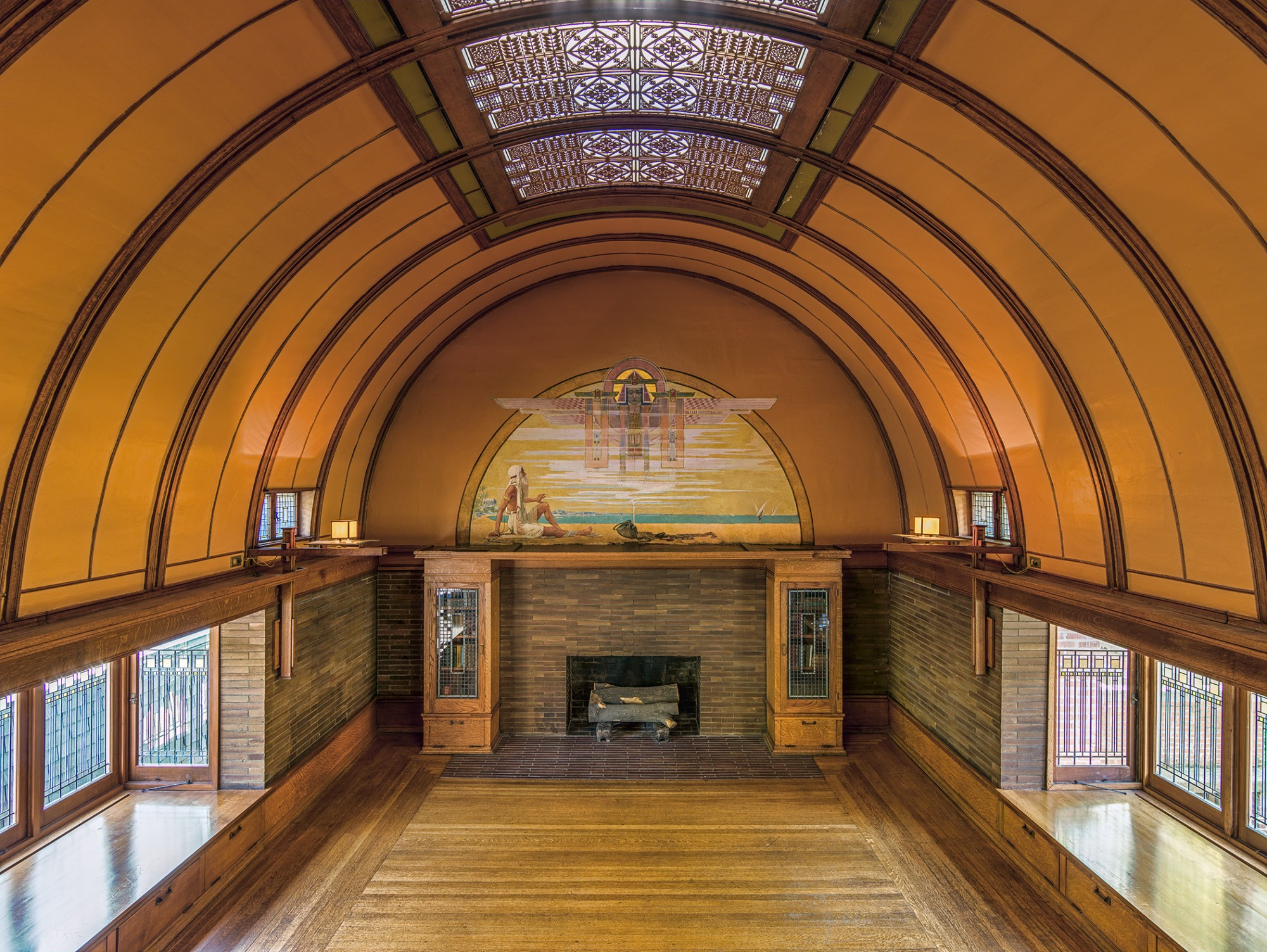 detailed images fresh styles cheapest price Frank Lloyd Wright Home and Studio · Sites · Open House Chicago