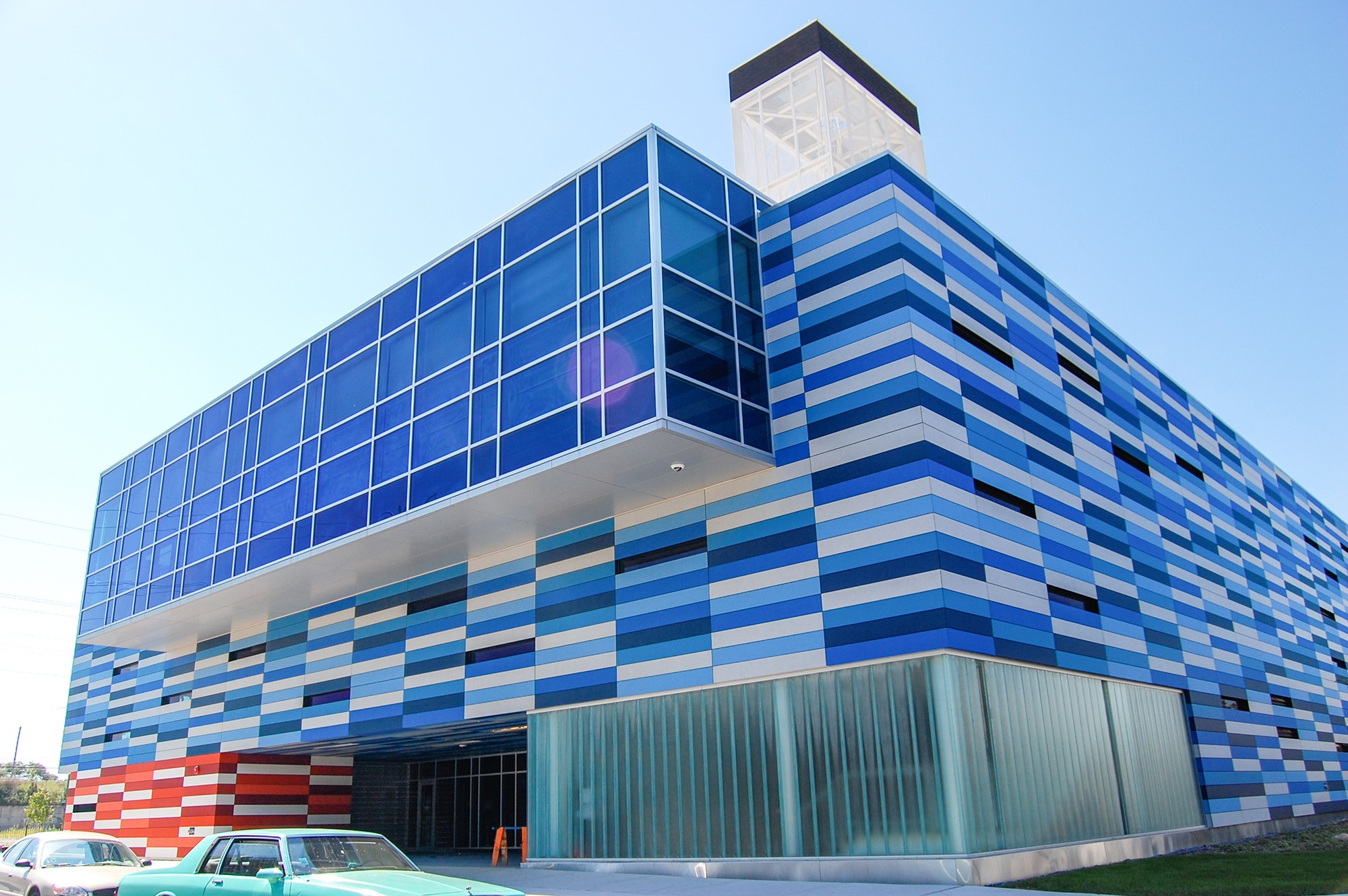 Current projects new buildings by john ronan programs for Innovation consulting firms chicago