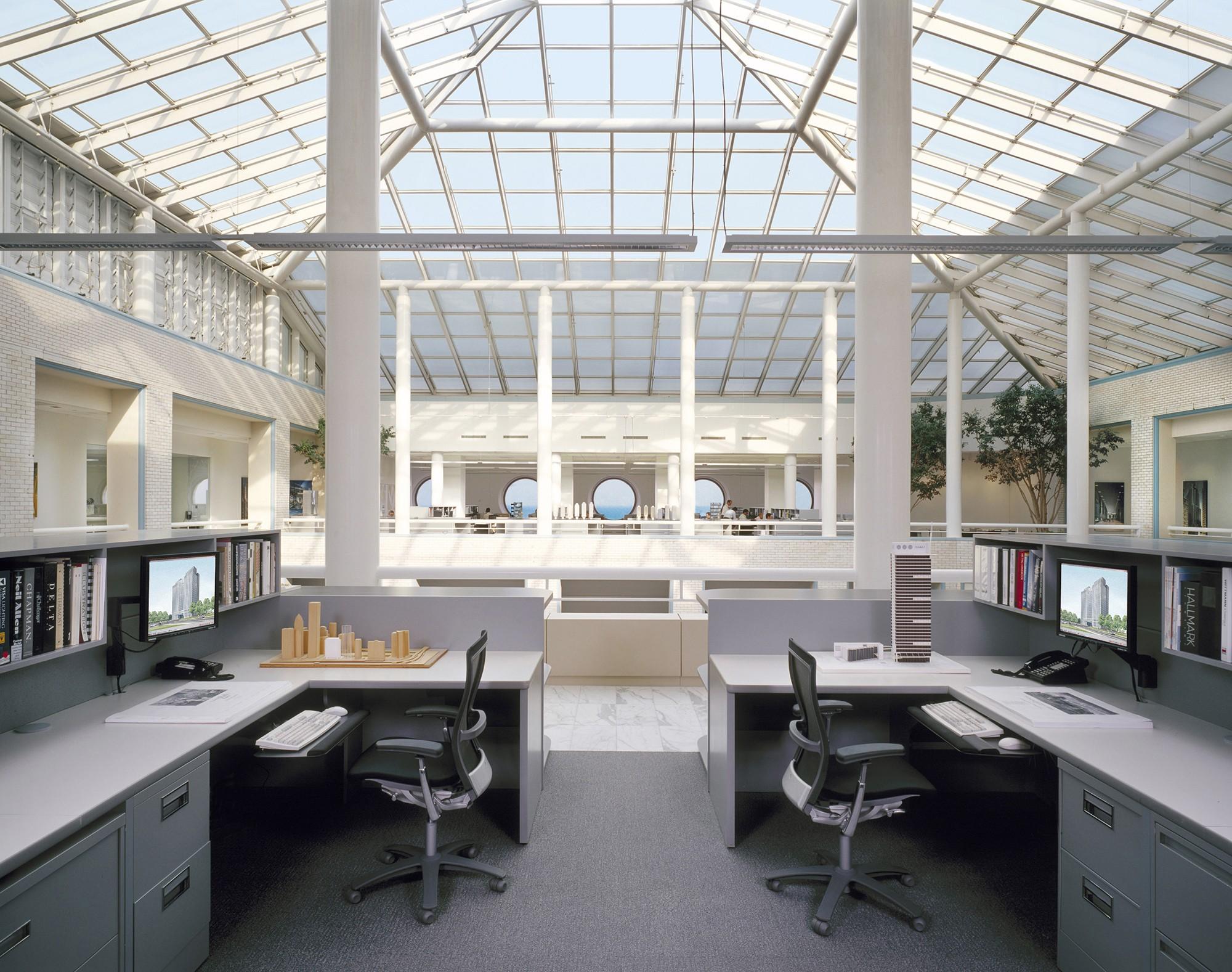 Goettsch partners sites open house chicago for Builder floor