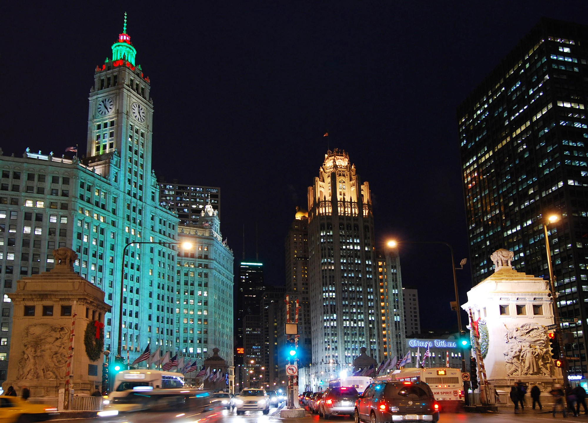 Holiday Lights, City Lights · Tours · Chicago Architecture ...