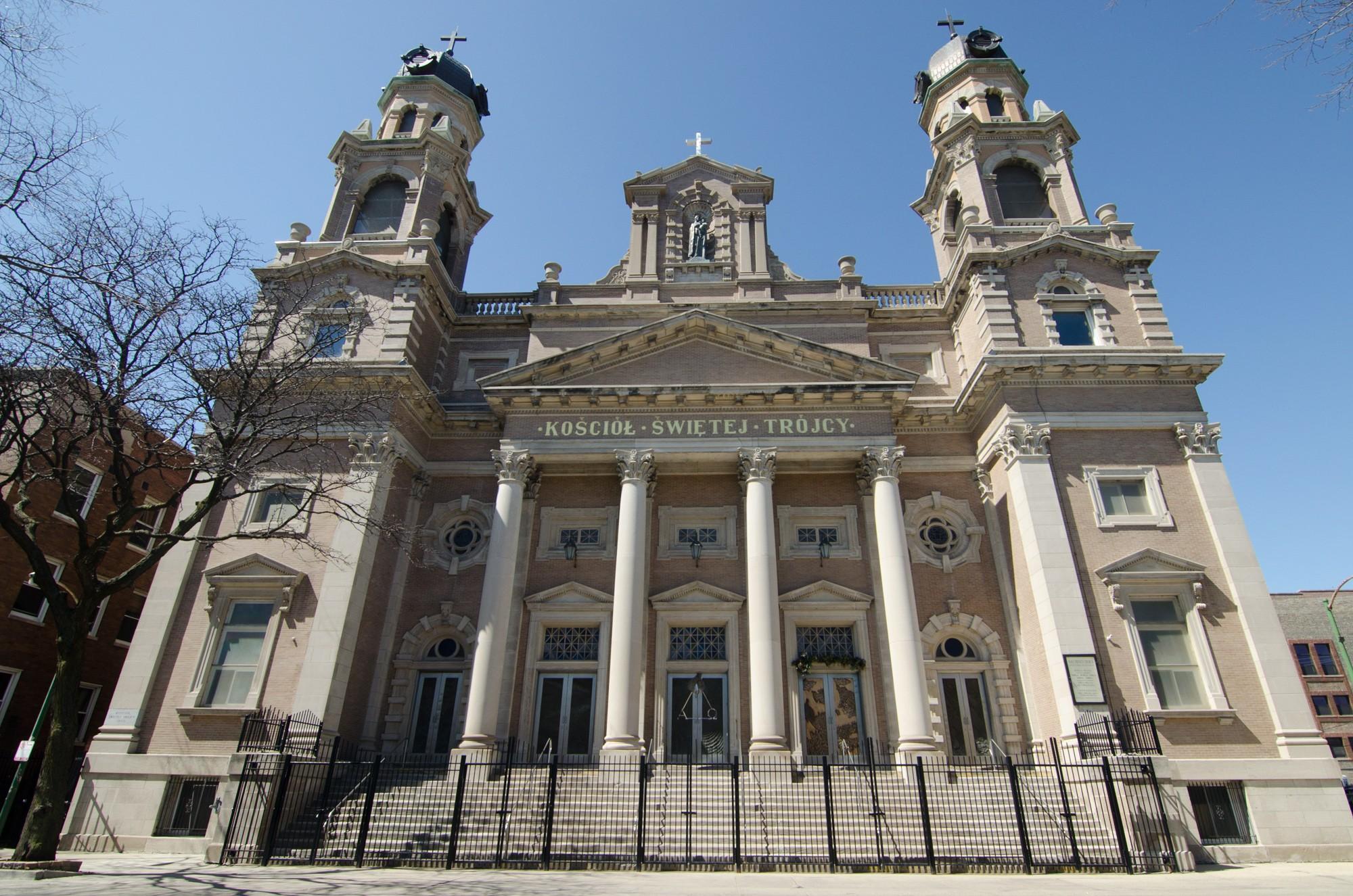 Holy Trinity Polish Roman Catholic Mission · Sites · Open
