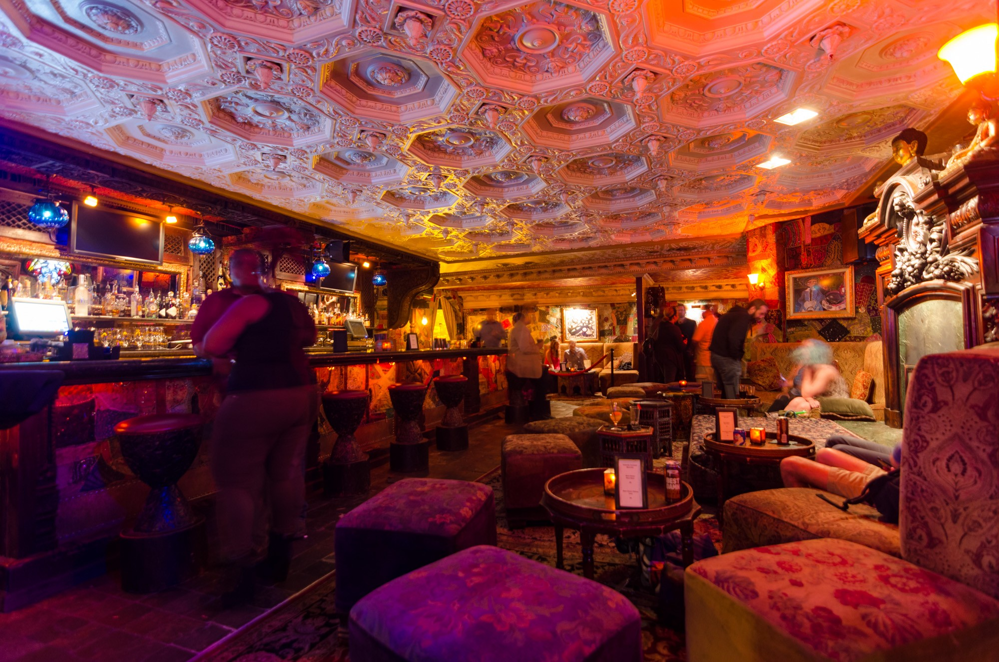 Foundation Room at House of Blues · Sites · Open House Chicago