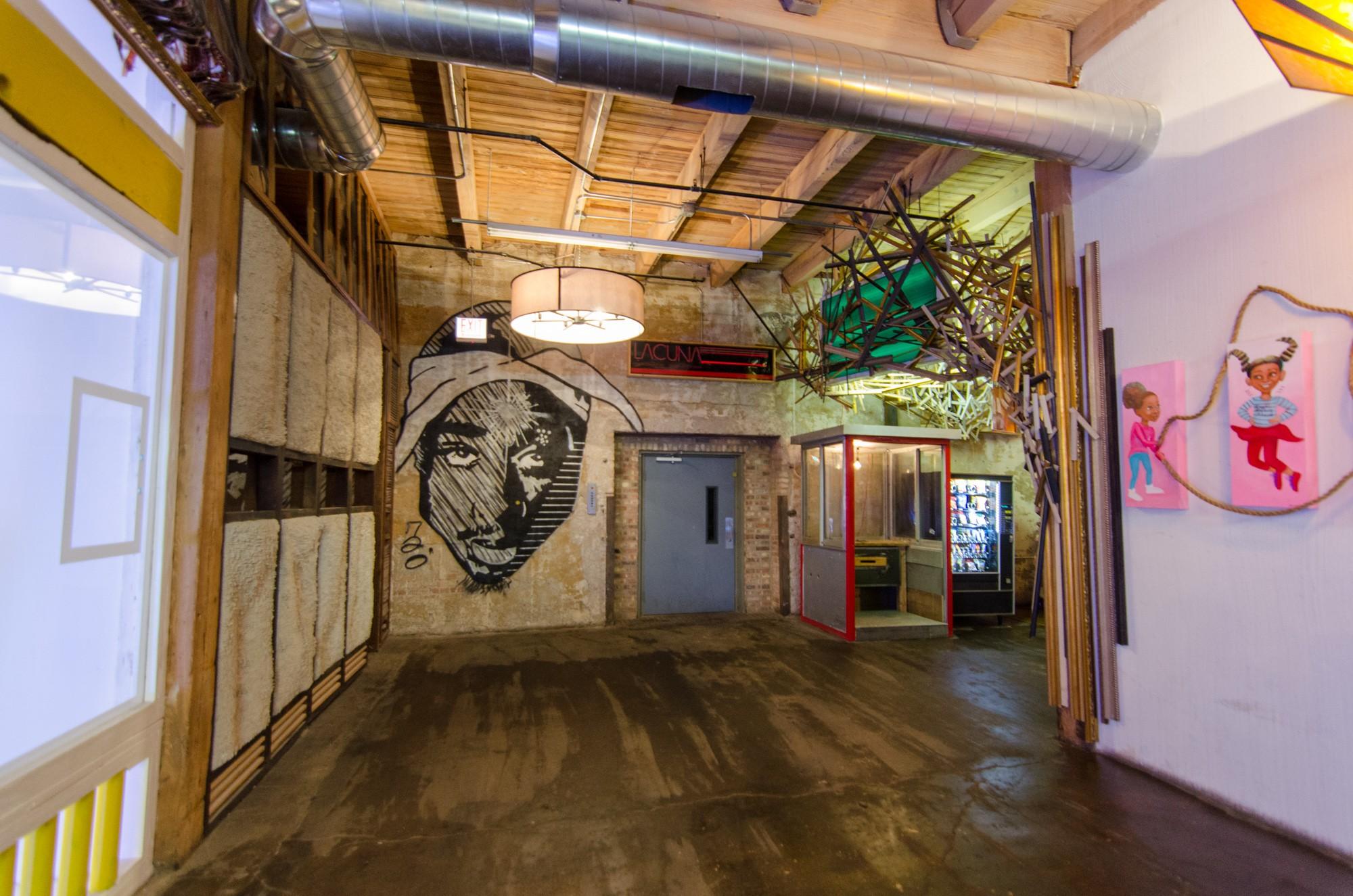 Lacuna Artist Lofts 183 Sites 183 Open House Chicago