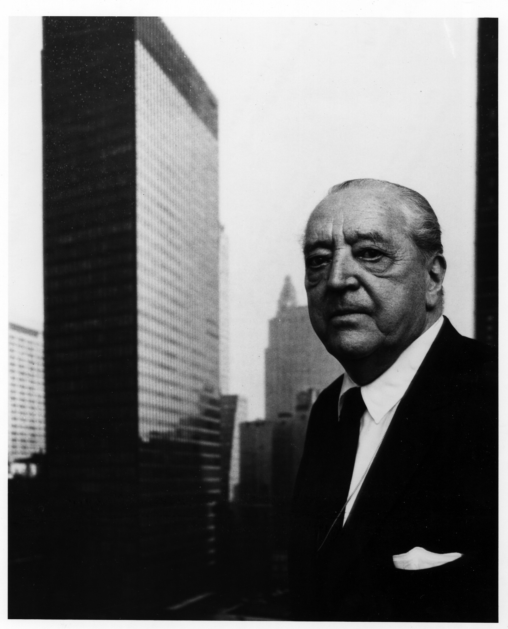 ludwig mies van der rohe architecture design visual dictionary chicago architecture center. Black Bedroom Furniture Sets. Home Design Ideas