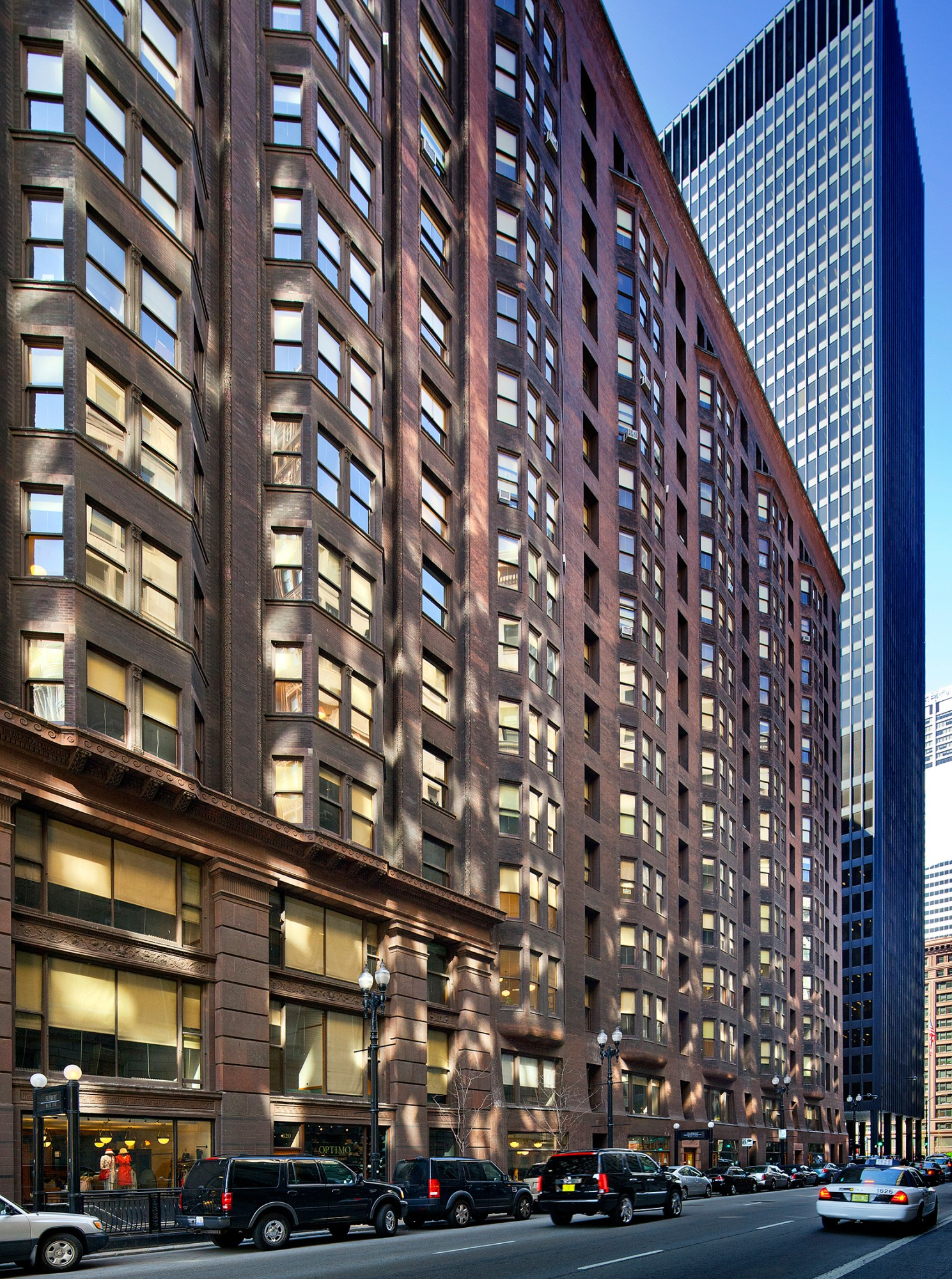 Monadnock Building · Tours · Chicago Architecture Center - CAC