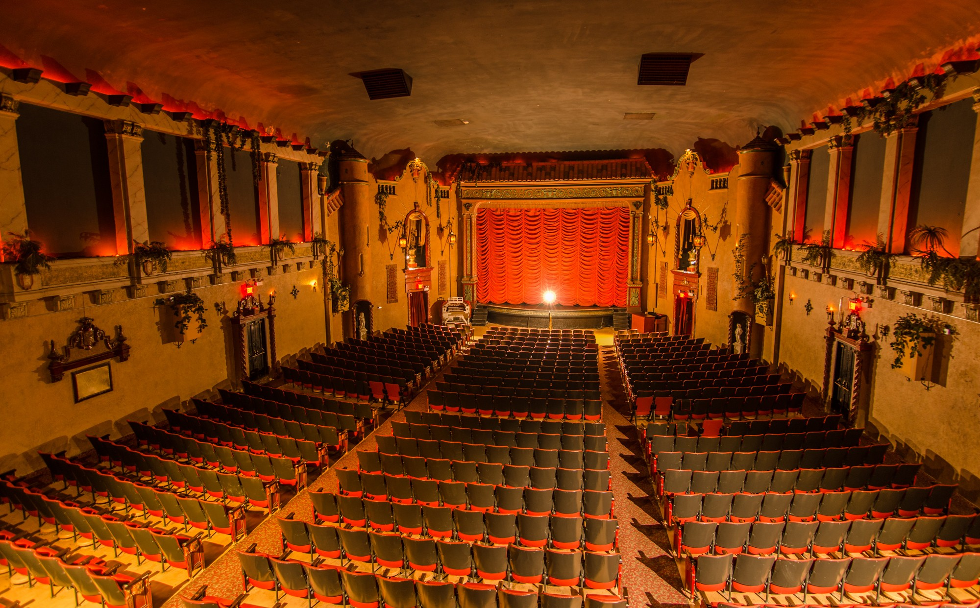 Music Box Theatre Sites Open House Chicago