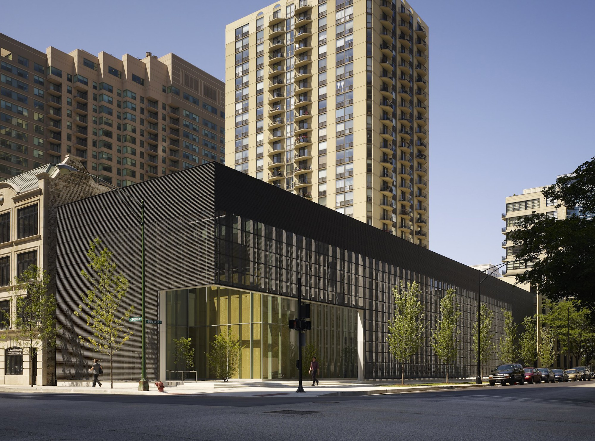 Poetry Foundation Sites Open House Chicago