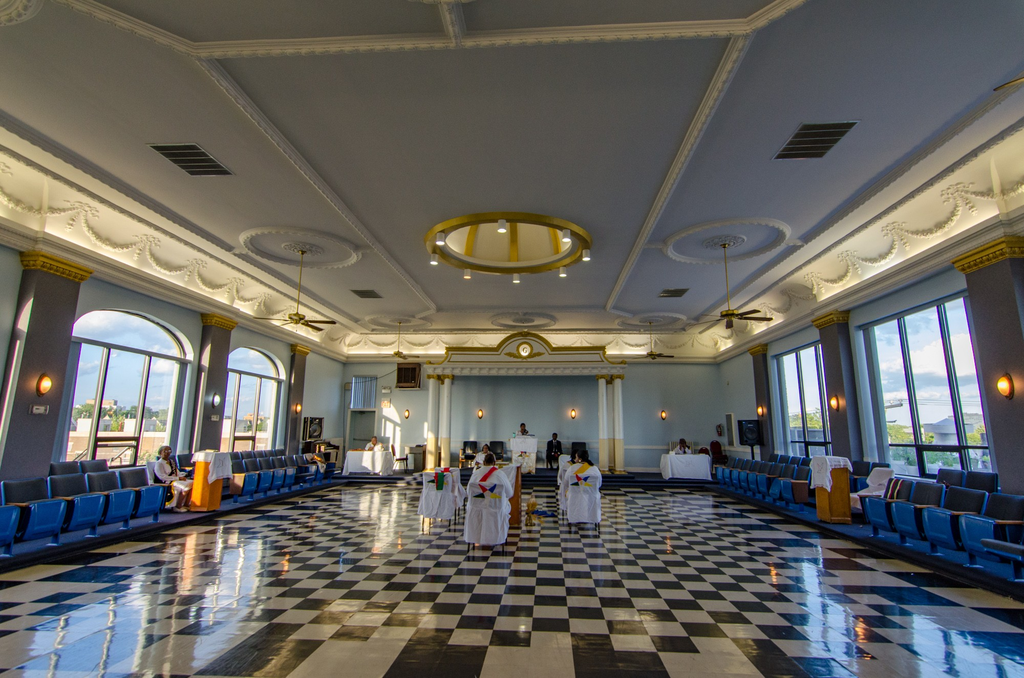 Most worshipful prince hall grand lodge masonic temple sites photo by eric allix rogers view sciox Images