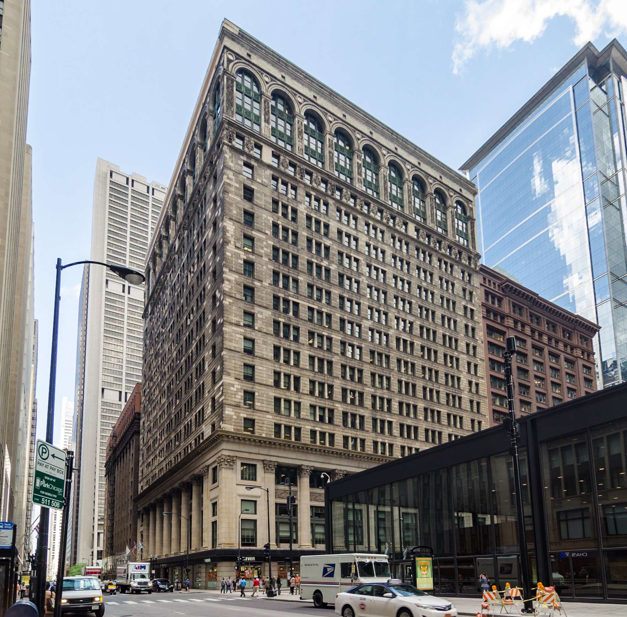Downtown S Foreman Clark Building To Become 124: Revival Food Hall · Sites · Open House Chicago