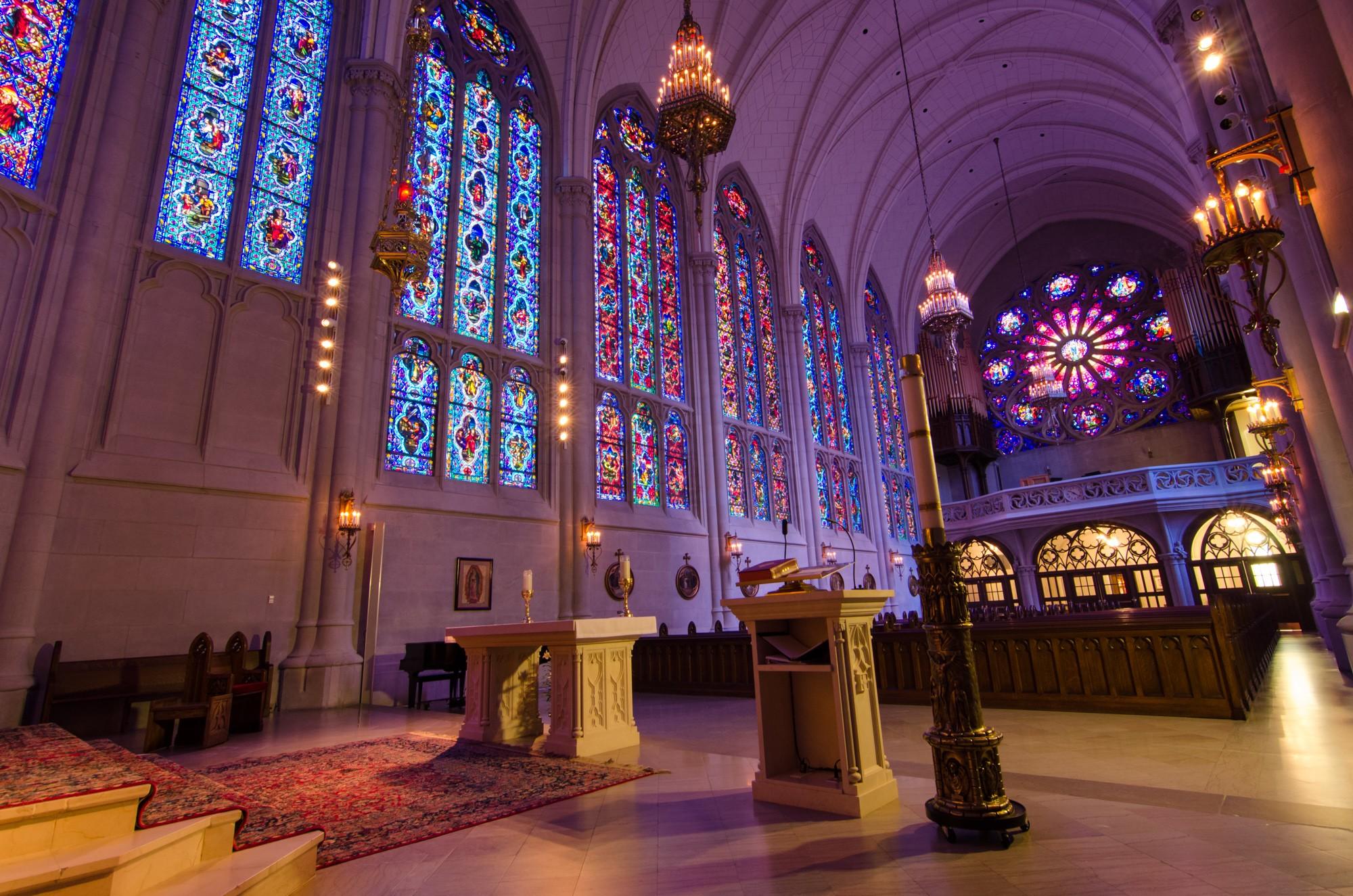 St James Chapel 183 Sites 183 Open House Chicago
