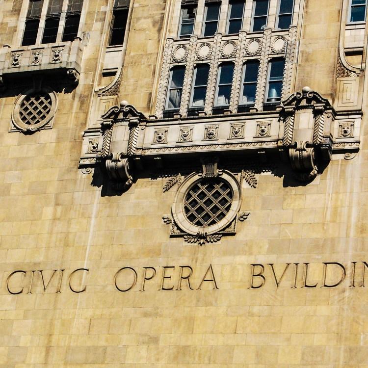 Lyric lyric org : Lyric Opera of Chicago (Civic Opera House) · Sites · Open House ...