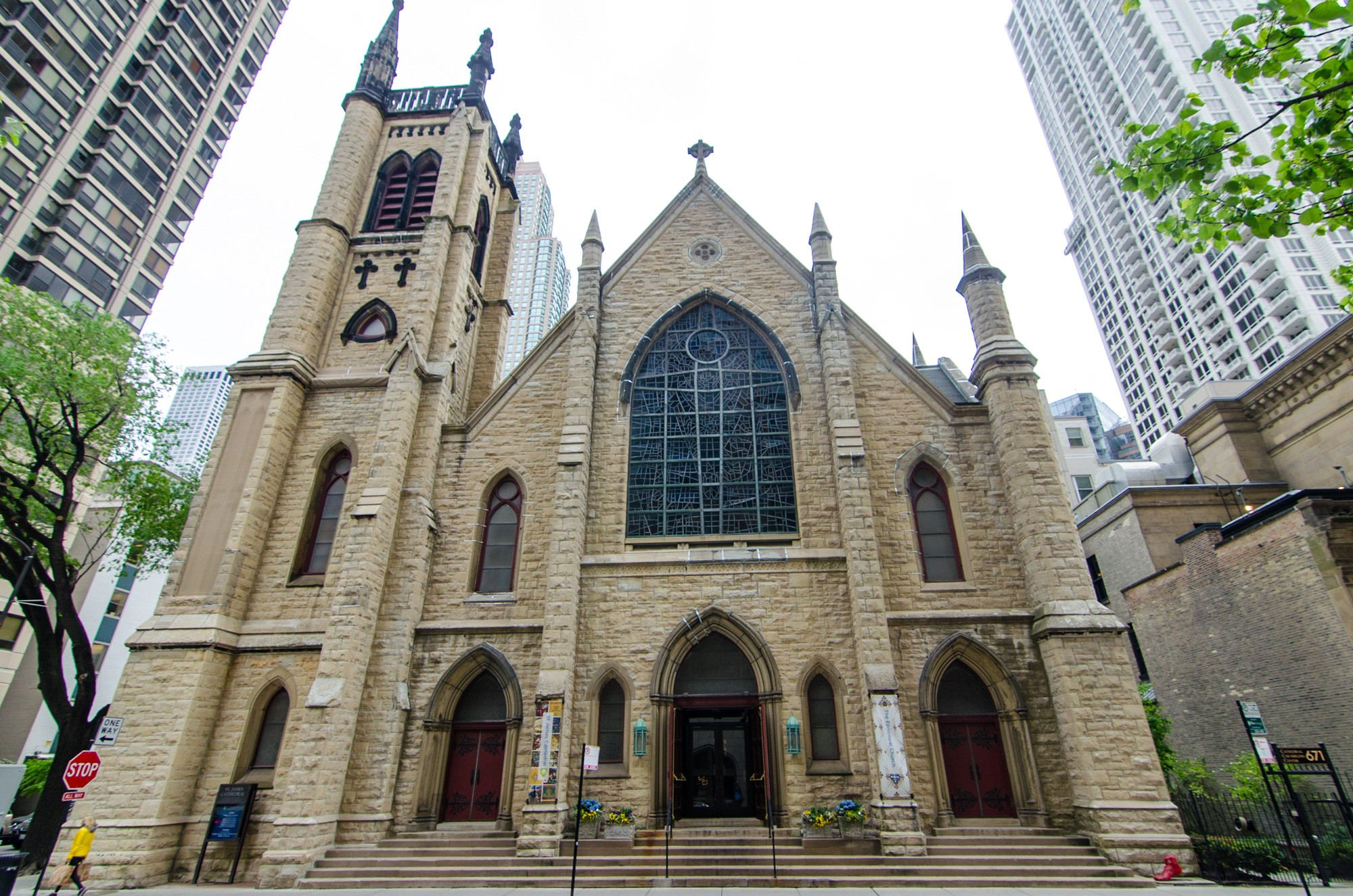 St James Episcopal Cathedral 183 Sites 183 Open House Chicago