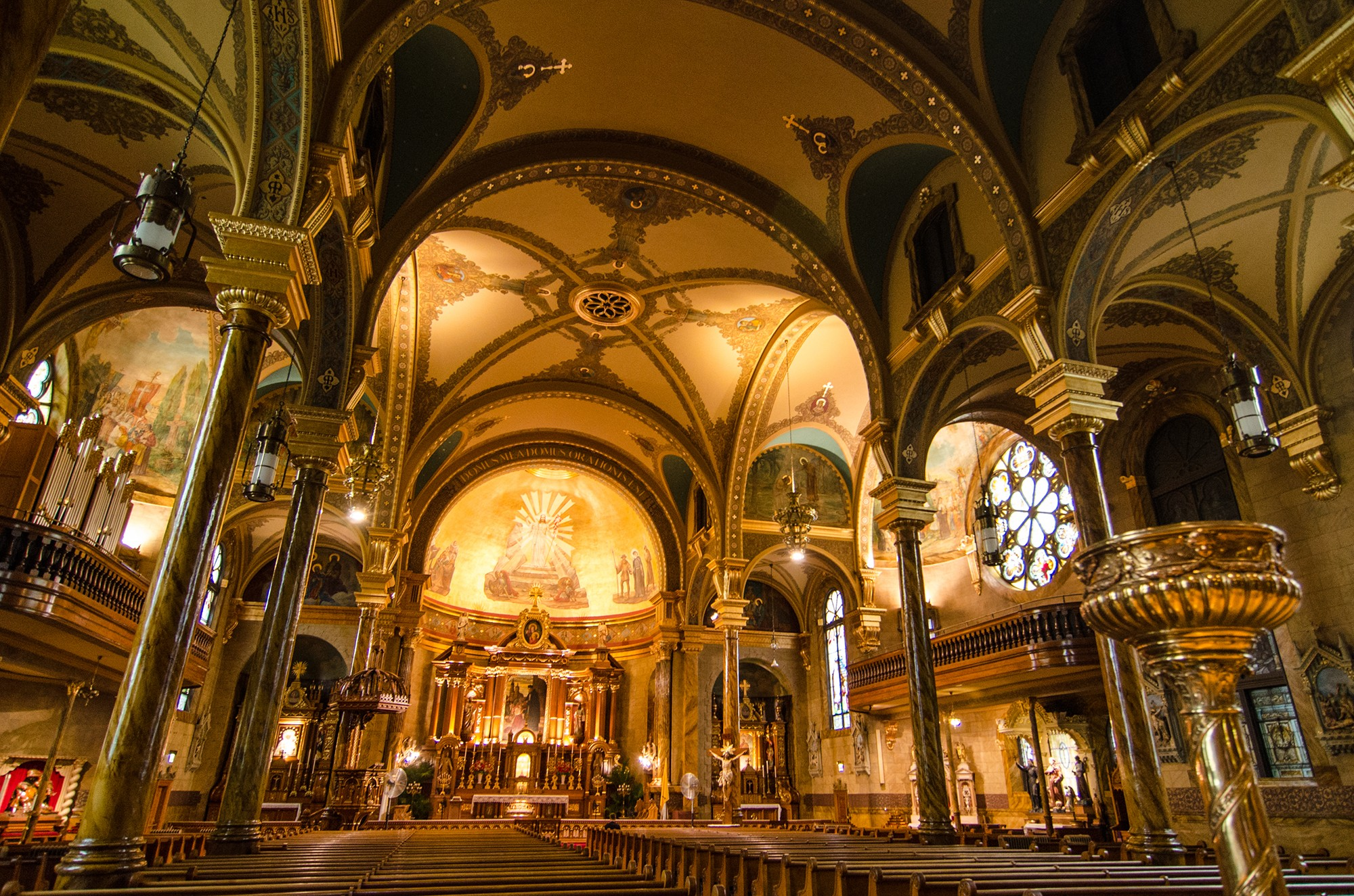 st john cantius roman catholic church sites open house chicago
