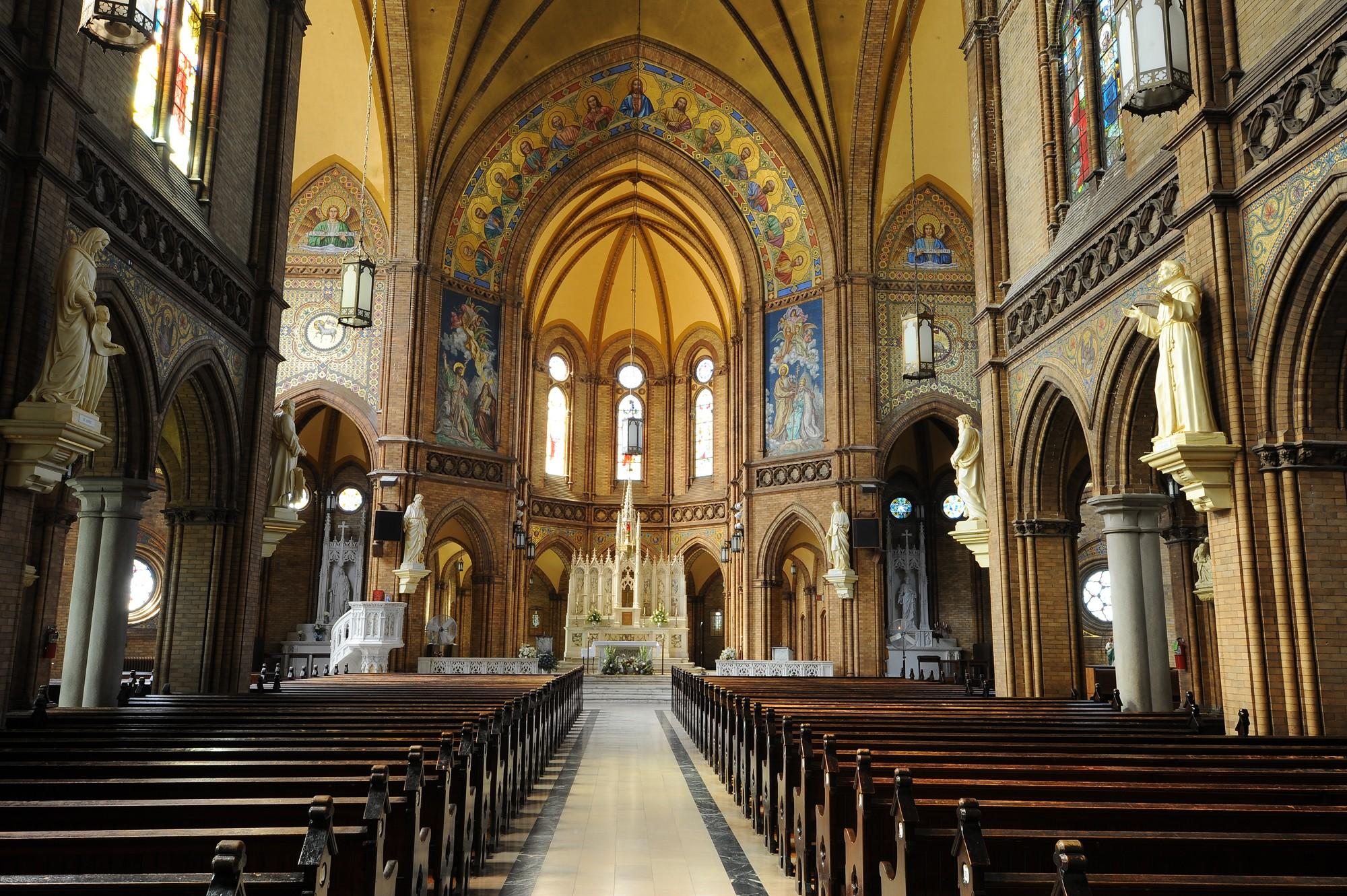 St. Paul Roman Catholic Church · Sites · Open House Chicago