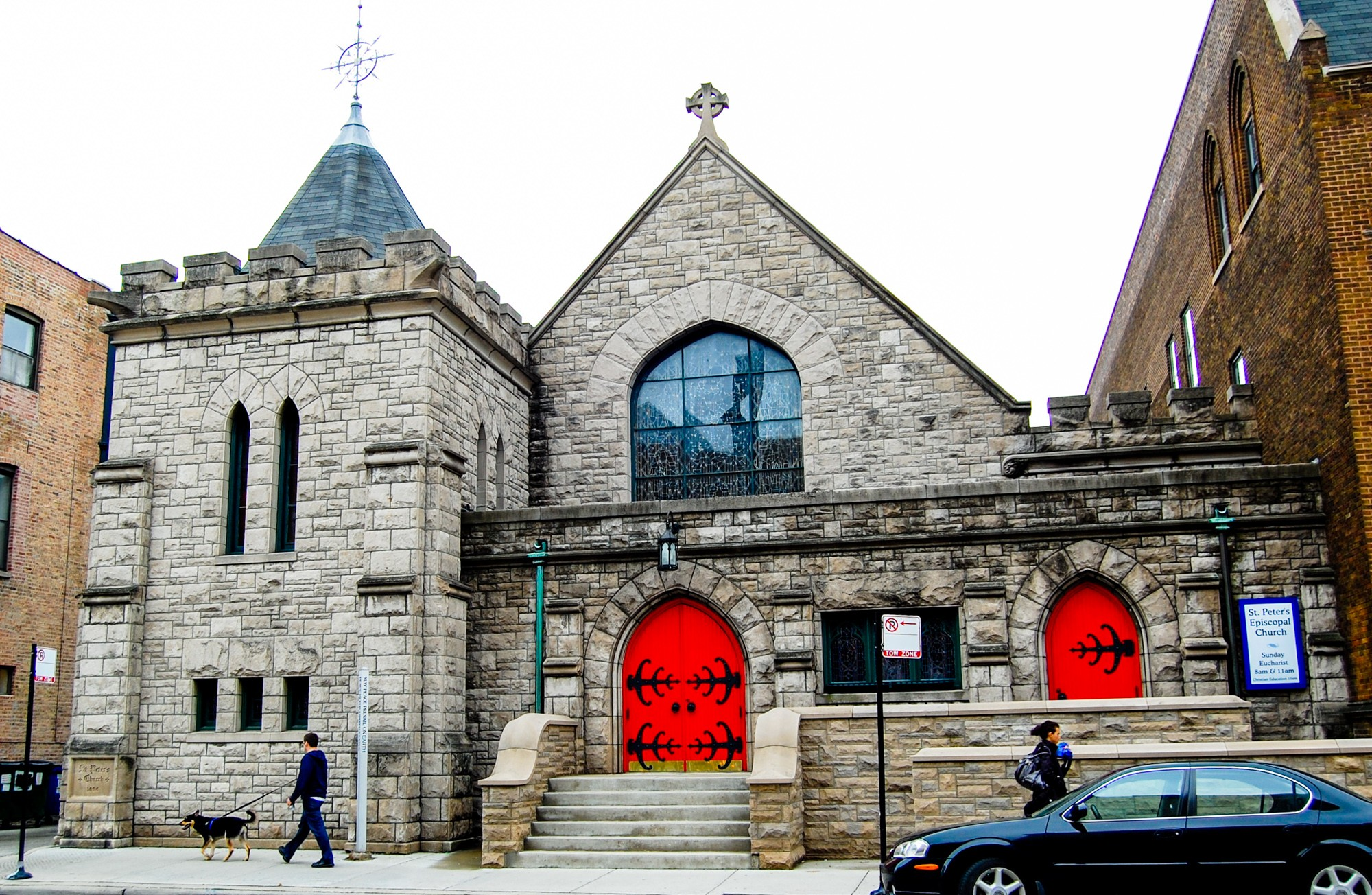 St Peters Episcopal Church Sites Open House Chicago