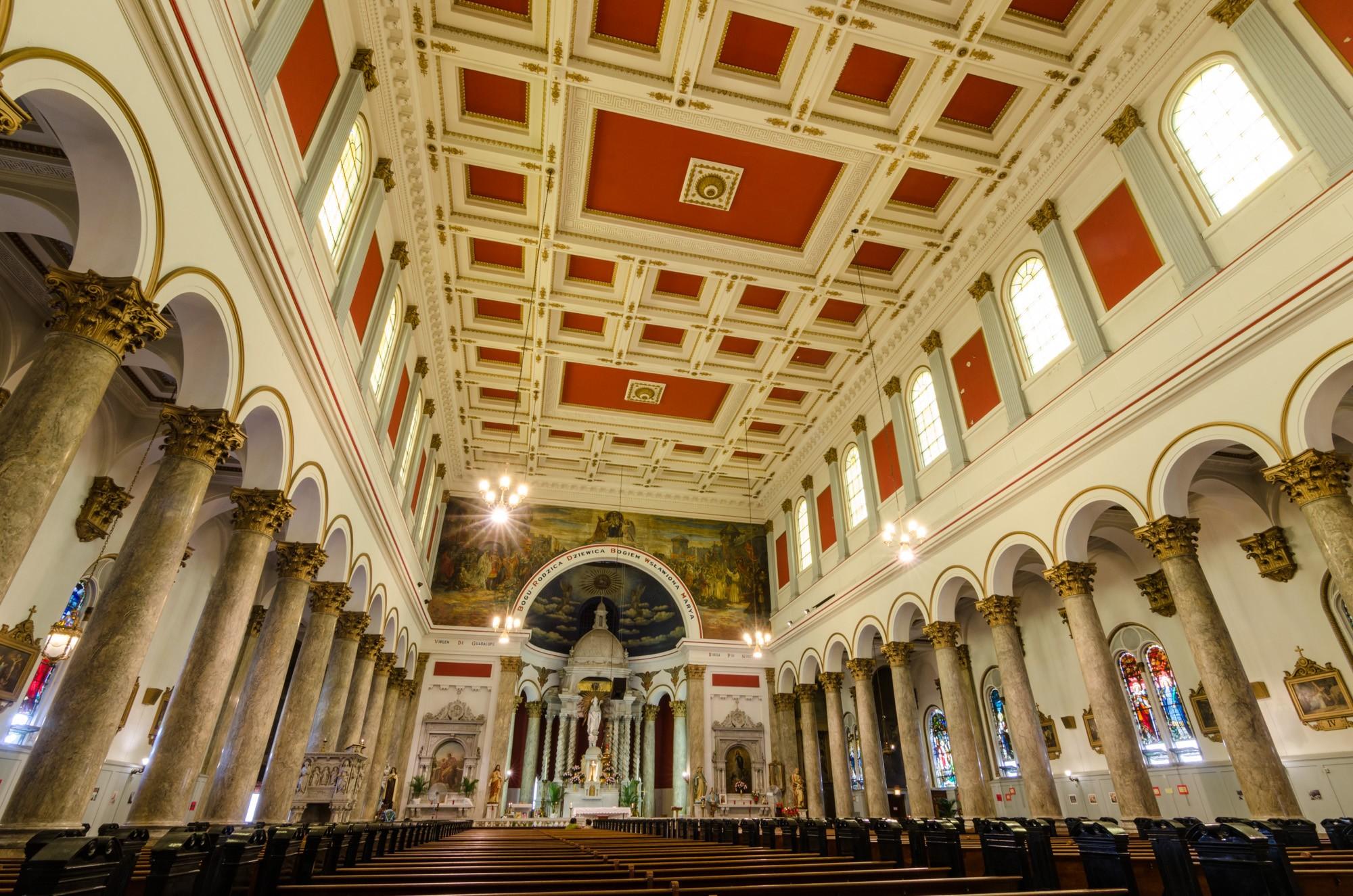 St Adalbert Roman Catholic Church 183 Sites 183 Open House