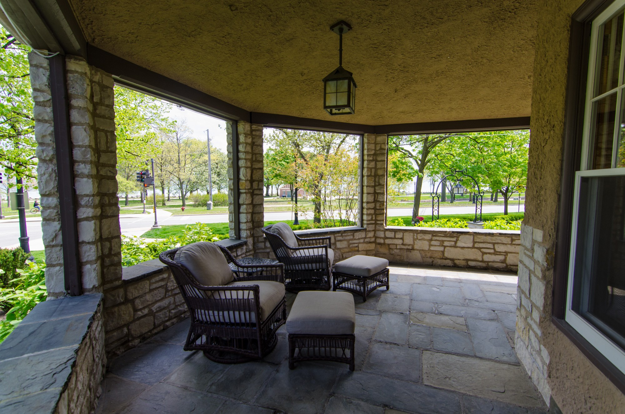 stone porch by the lake sites open house chicago