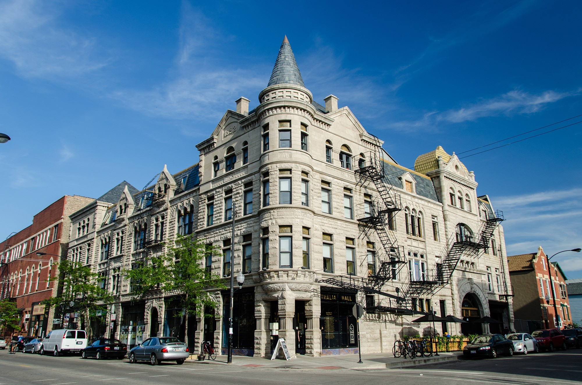 Historic Chicago Architecture discover chicago's historic neighborhoods · tours · chicago