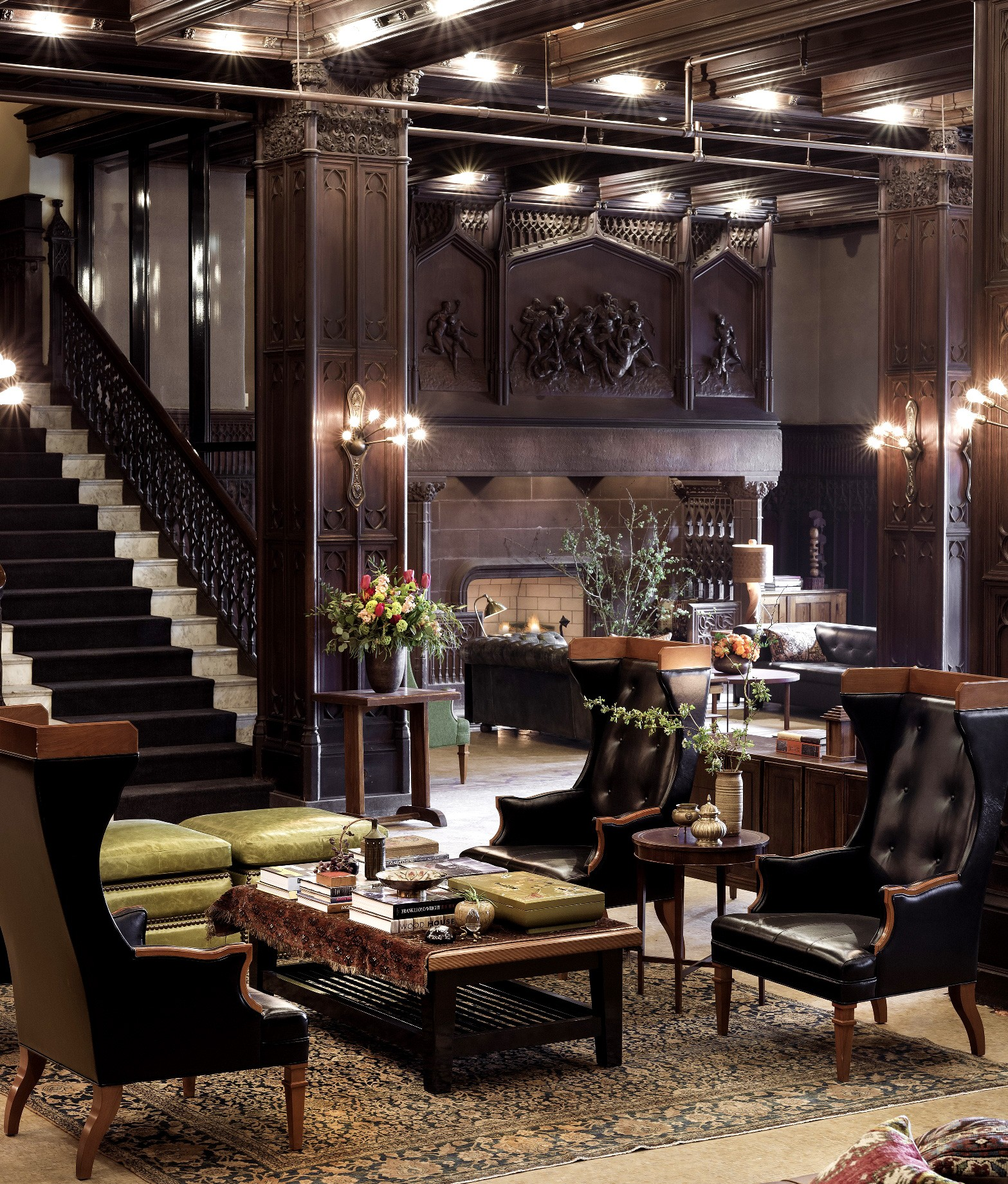 chicago athletic association hotel tours chicago architecture