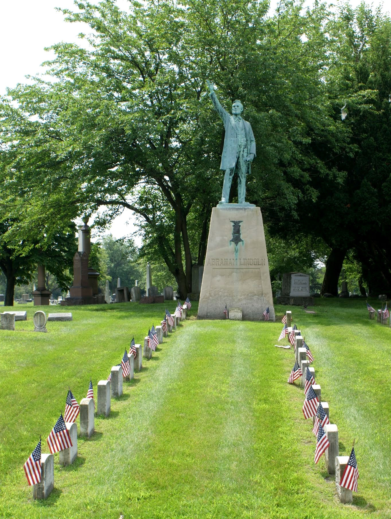 Rosehill Cemetery Tours