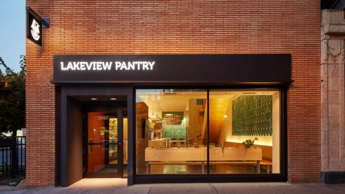 Lakeview Pantry Sites Open House Chicago