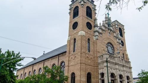 St  Stanislaus Kostka Roman Catholic Church · Sites · Open